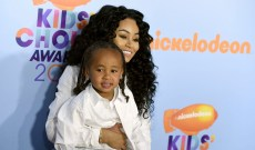 Blac Chyna Shared a Rare Photo of Her Kids Dream & King Cairo in the Cutest Matching Tracksuits
