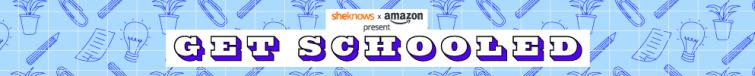 Get Schooled SheKnows Amazon
