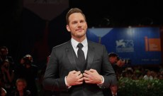 Chris Pratt's T-Shirt Designer Responded to That American Flag Controversy