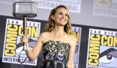 Natalie Portman Will Soon Wield the Hammer as Female Thor in New Marvel Movie