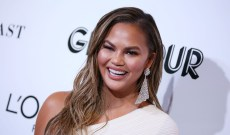 "Chrissy Teigen Says Miles is ""a Teenager Now"" & His Outfit Proves It"