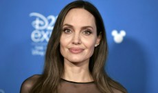 Angelina Jolie Admits the Last Few Years 'Haven't Been the Easiest,' But She Keeps Pushing