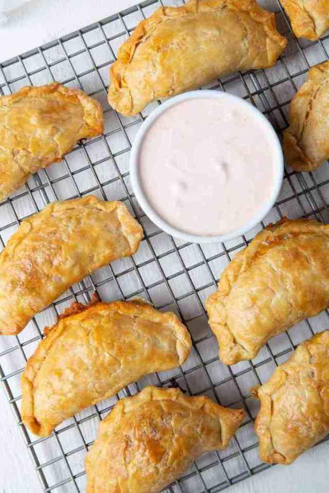 Easy Freezer Meals: Chicken Empanadas