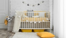 These Baby Cribs Keep Your Little One Safe & Snug While They Sleep