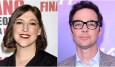 Mayim Bialik Has Her First Post-'Big Bang Theory' TV Gig, & It Reunites Her with Jim Parsons