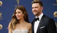 Jessica Biel & Justin Timberlake's Glamorous Drive in the Italian Countryside Is a Whole Mood