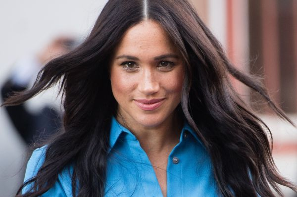 These New (Old) Photos of Meghan Markle on the Set of