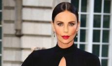 Charlize Theron Teases That She's in a 'New Relationship' &, Spoiler Alert, It's a Throuple