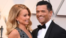 Kelly Ripa's Throwback #MCM Post of Herself & Mark Consuelos as a Young Couple Is So Romantic