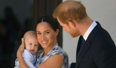 Prince Harry & Meghan Markle Might Be Bringing Baby Archie to the U.S. for a California Thanksgiving