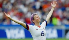 Megan Rapinoe on Pay Inequality in Women's Sports: 'It's Bulls**t'