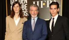 Dylan and Paris Brosnan Are the First Brothers to Be Named Golden Globe Ambassadors