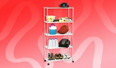 The Best Storage Racks to Help You Achieve Your Organizing Goals