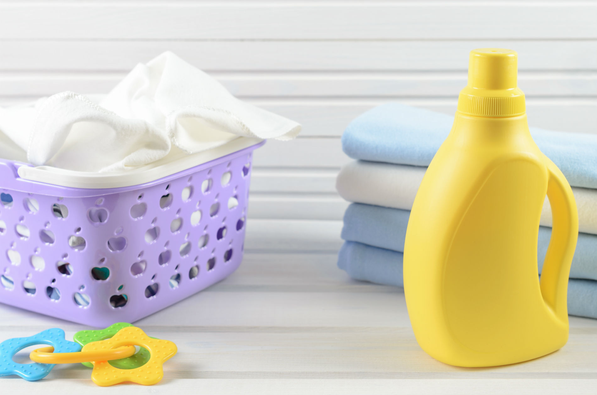 Hypoallergenic Baby Laundry Detergents That Won't Cause Irritation