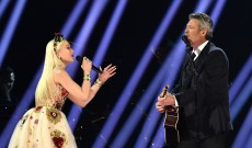Gwen Stefani & Blake Shelton's Grammys Performance Was the Most Romantic Moment of the Night