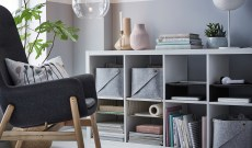 One of Ikea's Popular Kallax Shelves Are on Sale Right Now, so Grab It While You Can