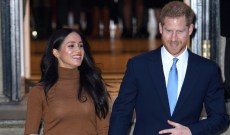 Meghan Markle & Prince Harry Are 'So Happy' As They Adjust to Life in Canada