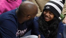 Gianna Bryant's Dream School, UConn, Honors Her: 'Mambacita Is Forever a Husky'