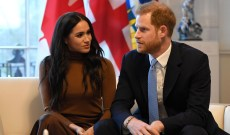 Prince Harry & Meghan Markle Are No Longer Allowed to Use the 'Sussex Royal' Name