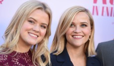 Reese Witherspoon's New Selfie With Daughter Ava Is Further Proof She Gave Birth to Her Own Doppelgänger