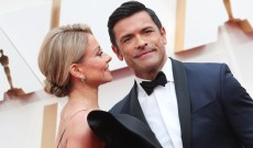 Kelly Ripa Shares Birthday Tribute to Mark Consuelos Featuring Sweet Unseen Family Photos