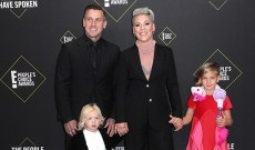 Pink Tested Positive For COVID-19 After She & Her Son Jameson Fell Ill