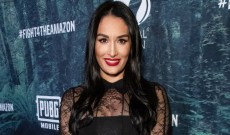 Nikki Bella Bares Her 30-Week Pregnancy Belly On Instagram