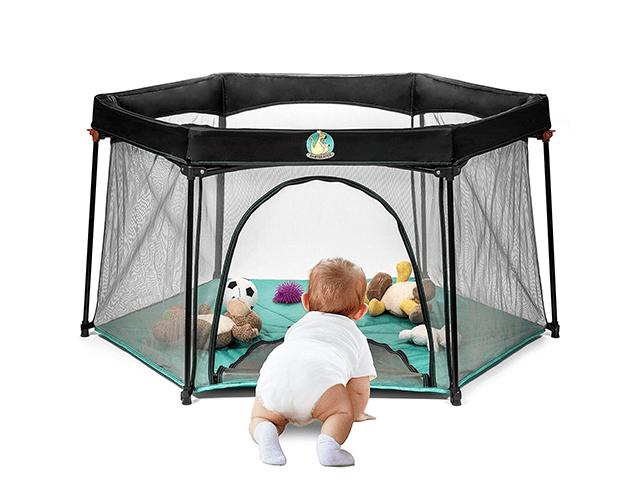 Babyseater best baby playpen on Amazon