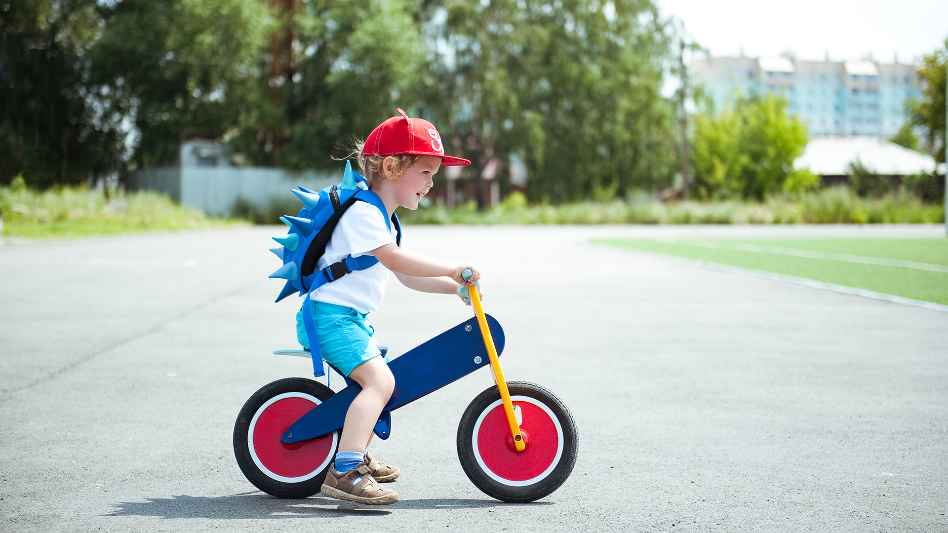 Easy-to-Ride Baby Balance Bikes for Your 2-Year-Old
