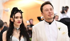 How Grimes & Elon Musk May Have Changed Their Baby's Name to Suit California Law