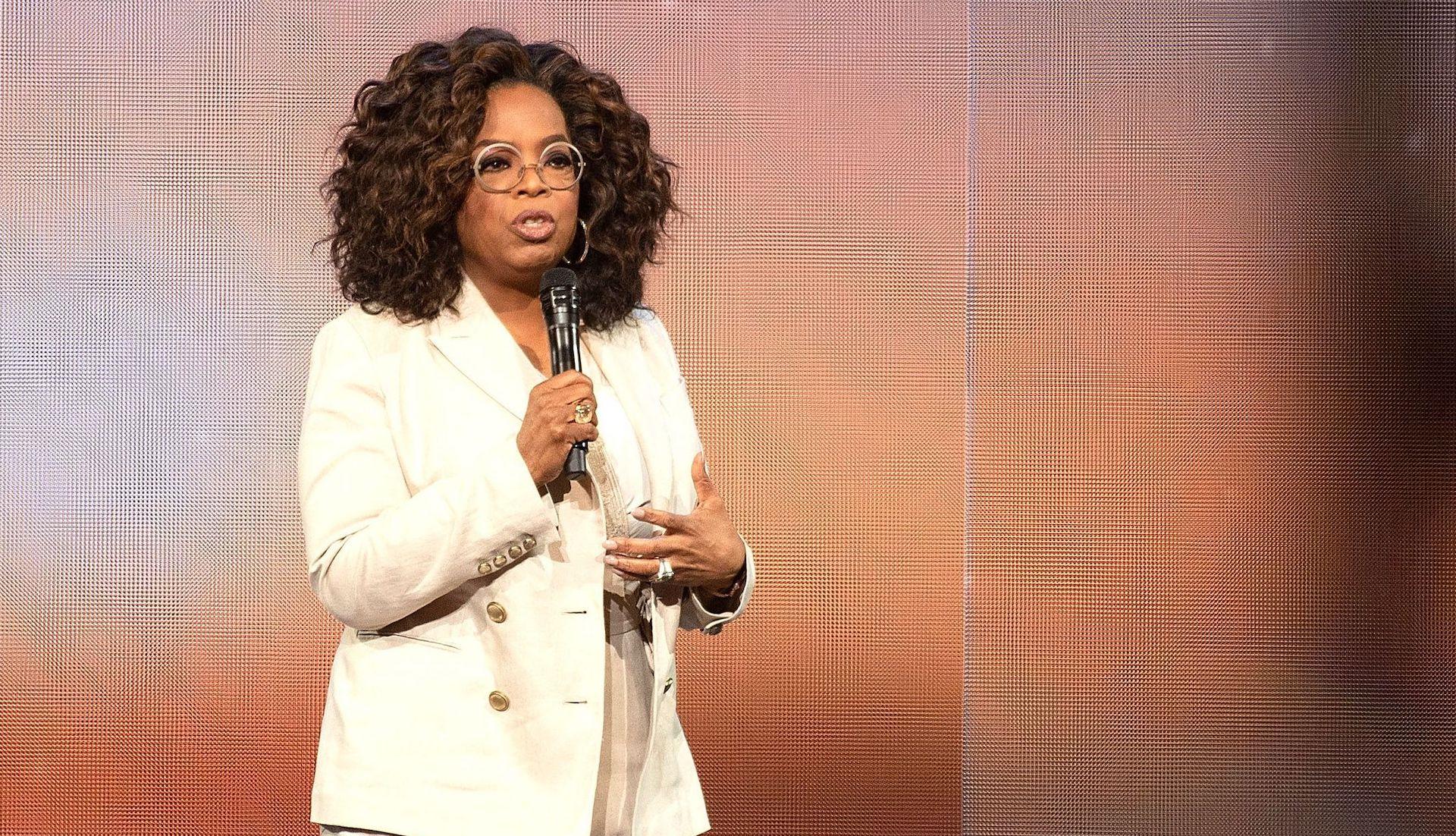 Oprah Winfrey's Mom Had to Choose Between Food & Medicine for Her Kids