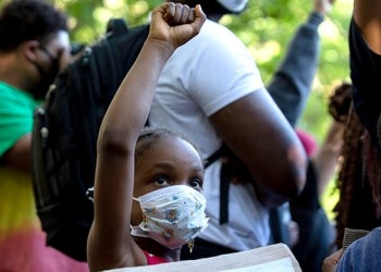 Police Need to Stop Using Force on Child Protesters