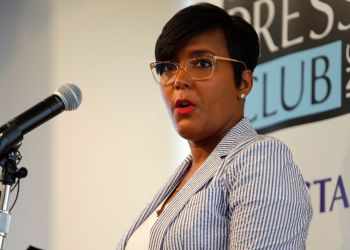 Atlanta Mayor Keisha Lance Bottoms Is the Black Mother (& Leader) America Needs Now