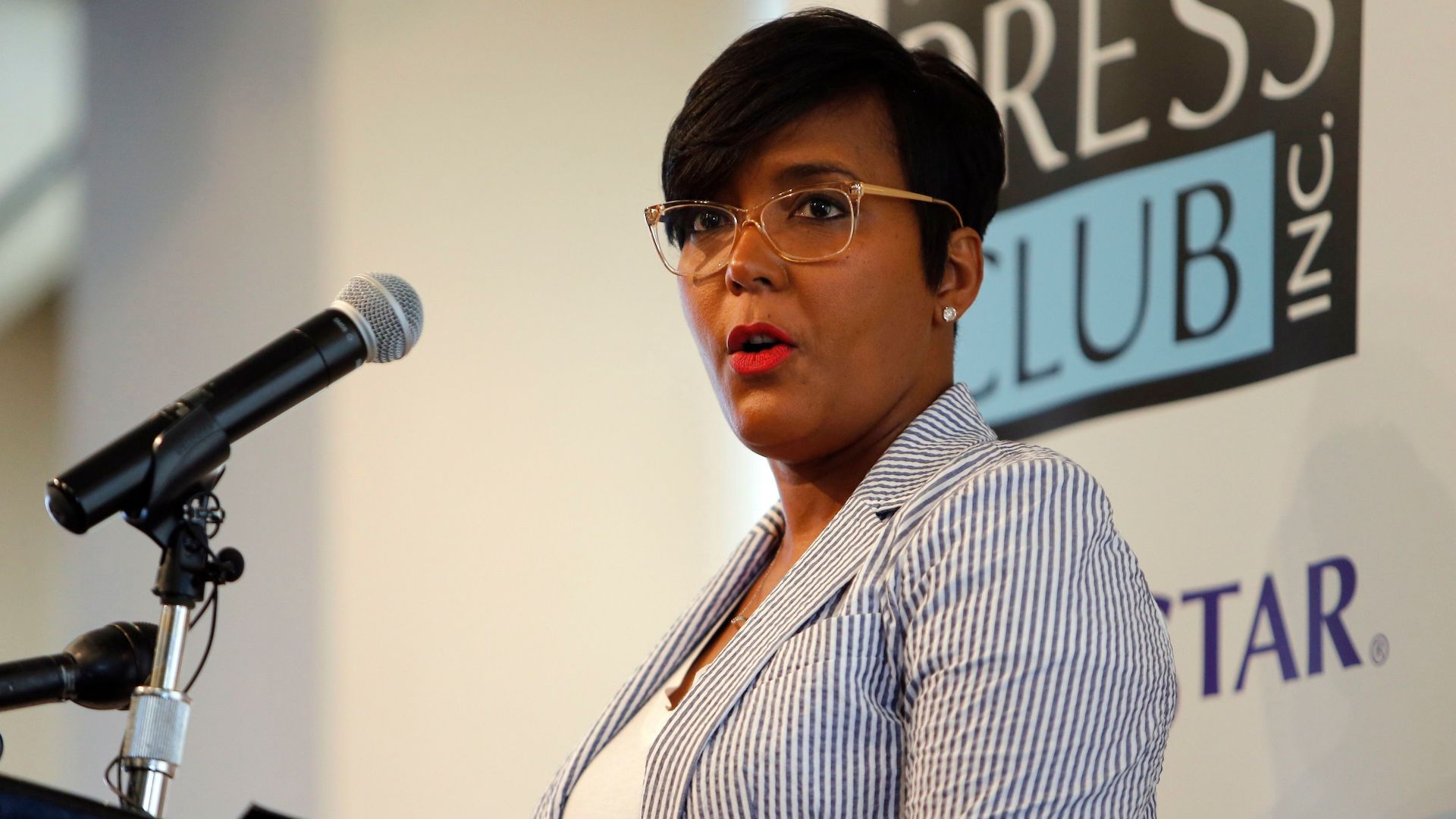 Atlanta Mayor Keisha Lance Bottoms Is the Black Mother (& Leader) America Needs Now