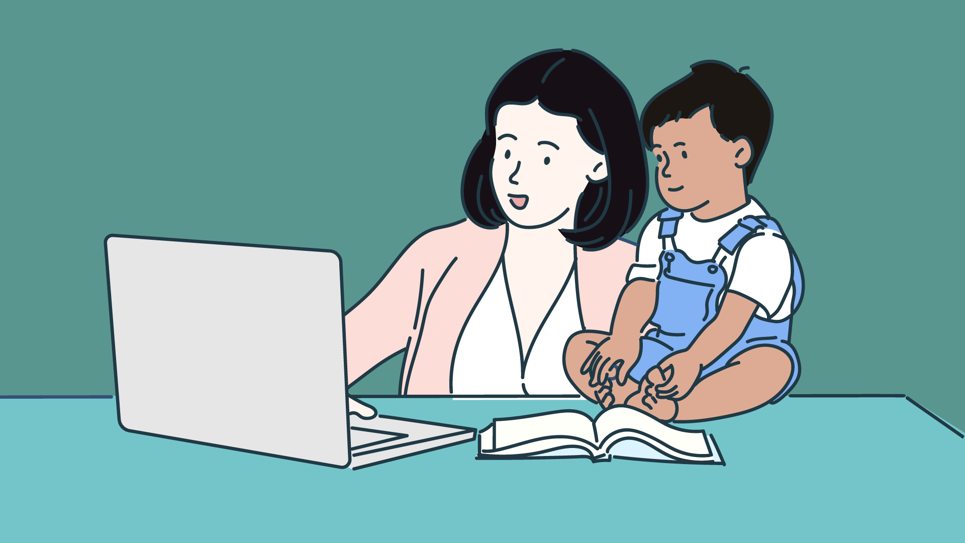 Why My Kids Watch All My Therapy Sessions