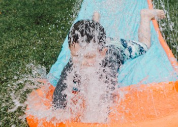 Cool off With These Fun Lawn Sprinklers for Kids