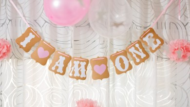 Photo of Instagram-Worthy First Birthday Banners for Your Baby's Party