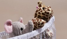 Genius Stuffed Animal Storage to Keep Your Home Tidy