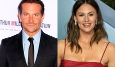Don't Freak Out, But Bradley Cooper & Jennifer Garner May Have Been Spotted on a Date