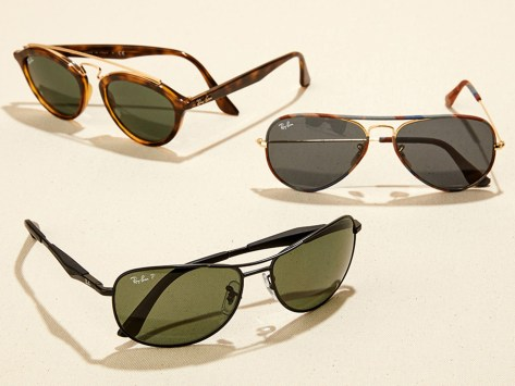 Hundreds of Iconic Ray-Ban Sunglasses Are 55% Off During Nordstrom Rack's Unreal Flash Sale