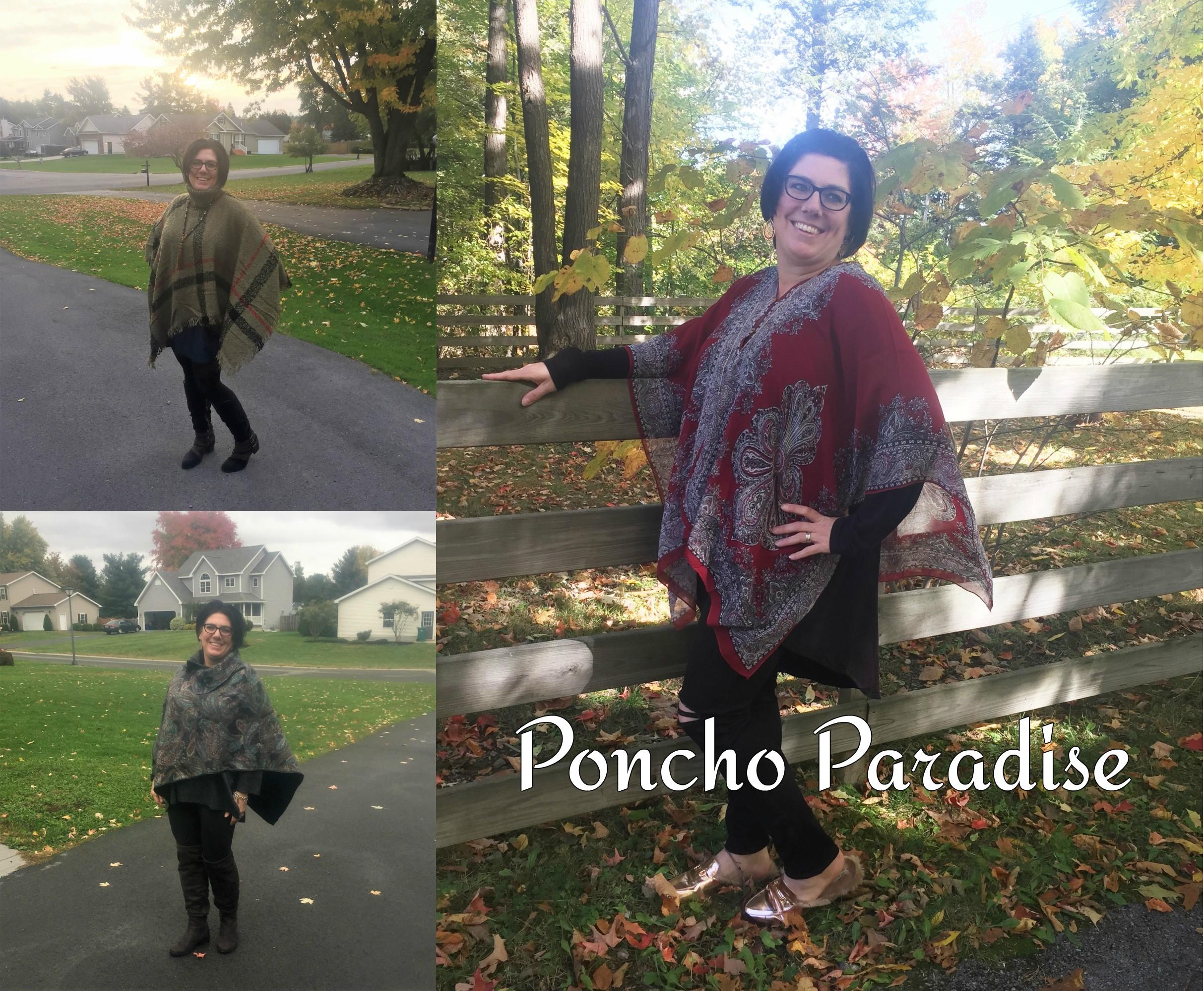Poncho Paradise