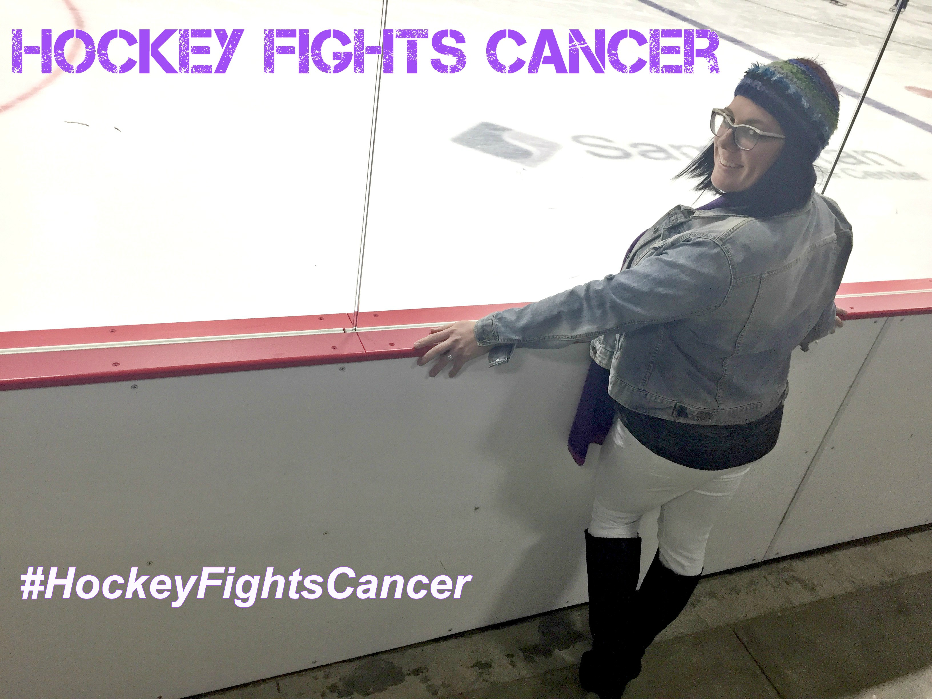 Hockey Fights Cancer & #SpreadTheKindness Link Up #45