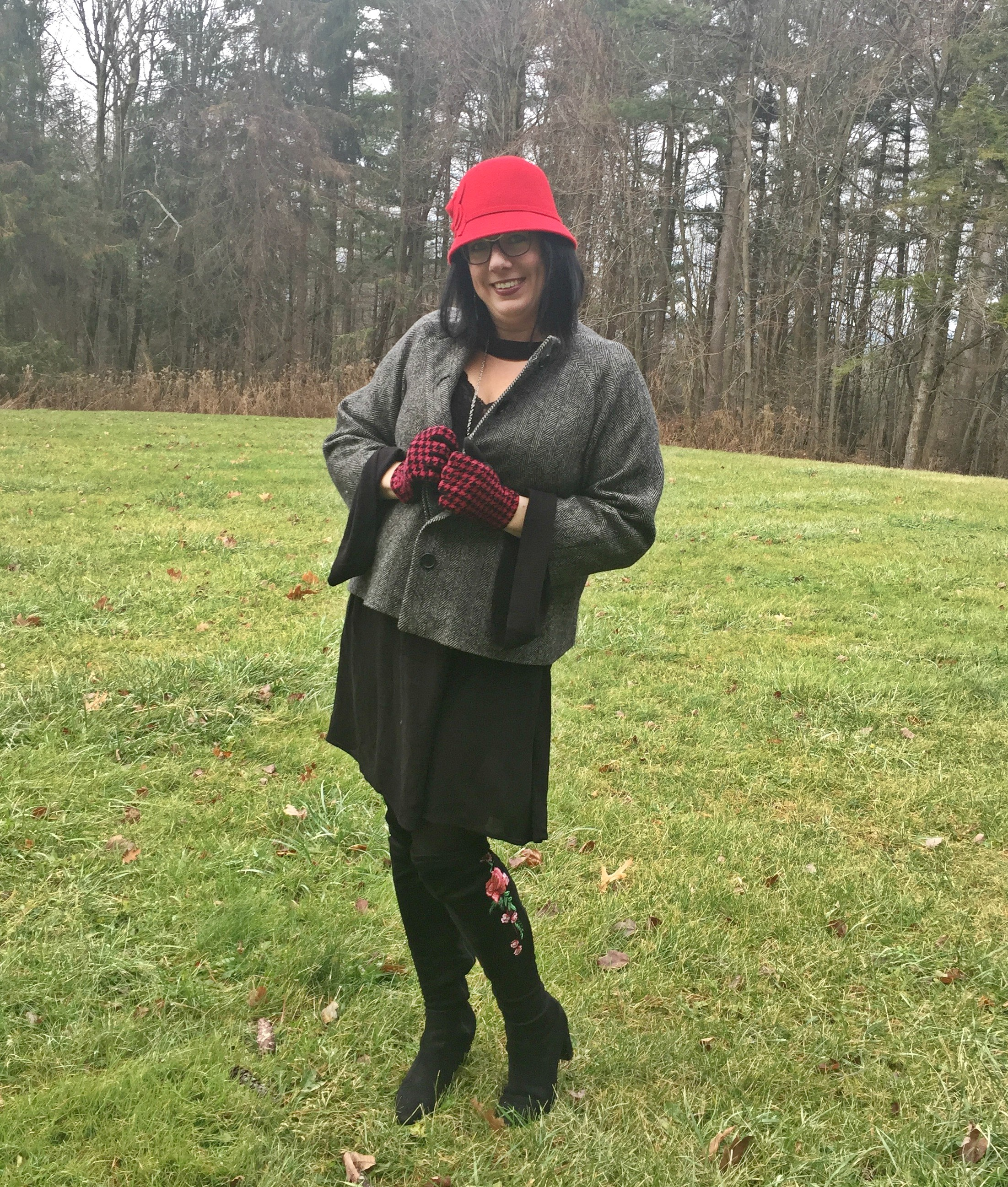 Inspired by Style Crone: My Hat Obsession & #SpreadTheKindness Link Up #50
