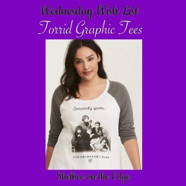 52cb1e50651b8 plus size tees. Wednesday Wish List  Torrid Graphic Tees