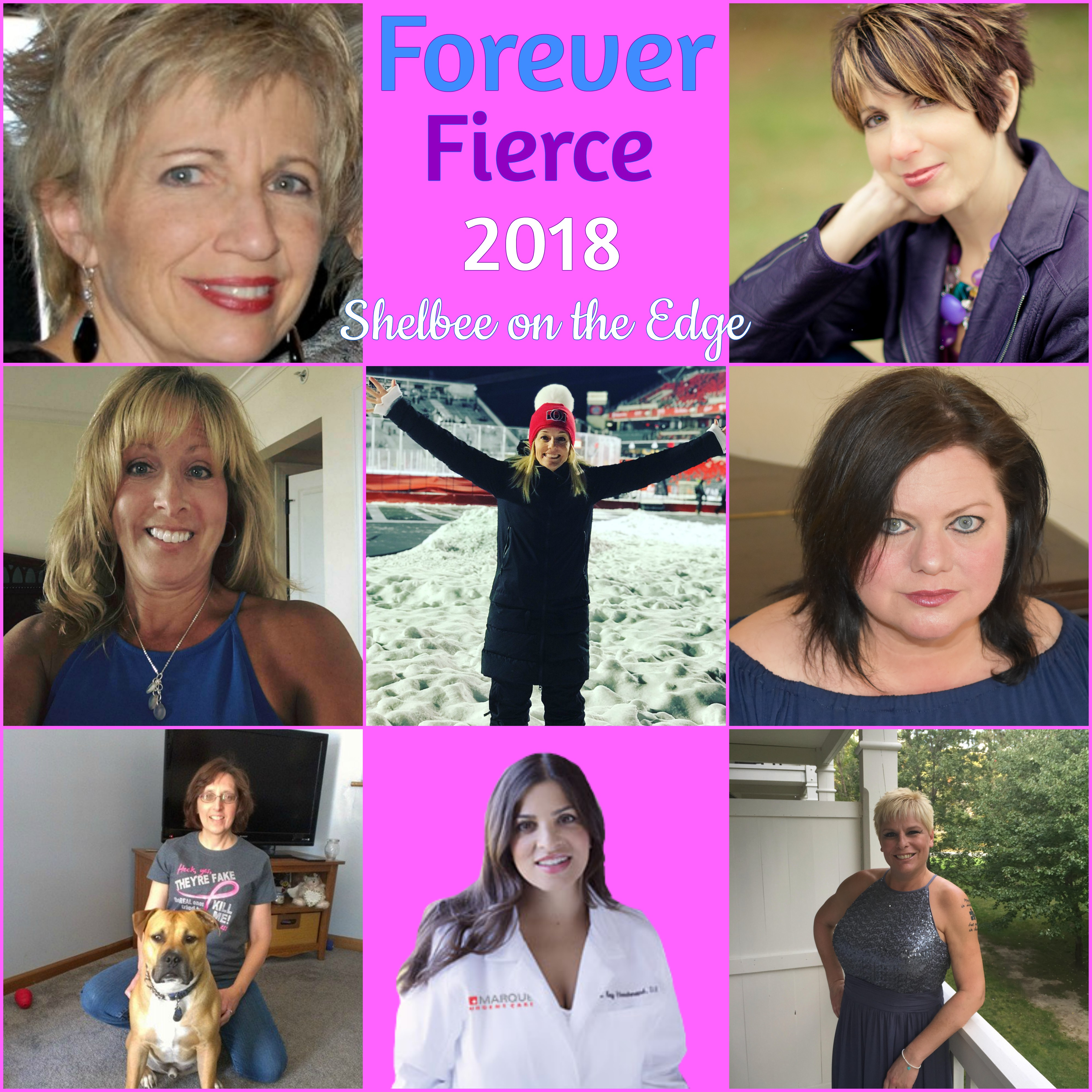 Forever Fierce 2018: Midlife Women on Being Fierce