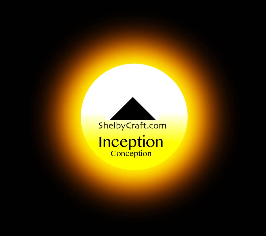 Inception Conception by Shelby B.Craft