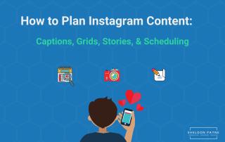 How to Plan Instagram Post - Sheldon Payne