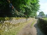 Church Lane, Friday Evening