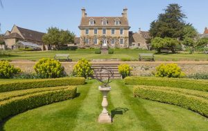 Colour photograph of Cobthorne House in Oundle.