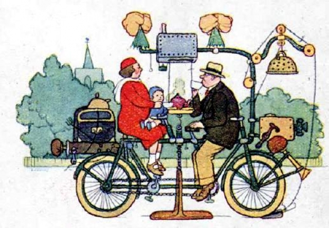 The Wonderful World of Heath Robinson